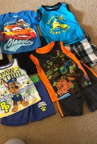 Toddler boys 2t Tulare, 93274