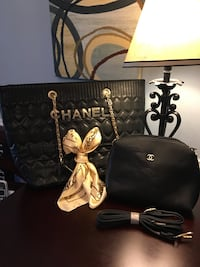 Chanel neverfull with matching makeup case Myrtle Beach, 29579