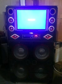 Tech Pro - DJ / Party Speakers system