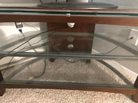 TV glass stand Vancouver, 98665