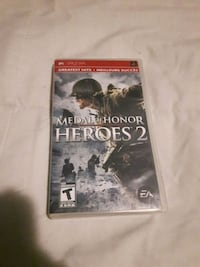 Medal of Honor Heroes 2 - PSP Bowmanville, L1C