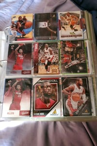 Basketball Card Binder