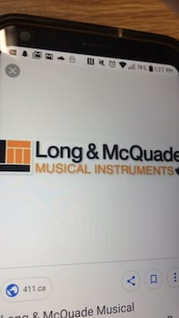 Long and mcquade gift card Saanich, V8Z