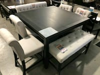 Wooden table set with 4 chairs  San Antonio, 78217