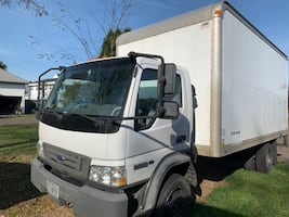 2006 Ford lcf box truck