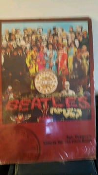Sergeant Pepper's Lonely Hearts Club Band poster Toronto, M5R 2E6