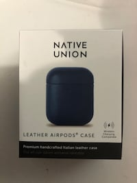 Native union leather case for airpods. Richmond, V6X 1H6