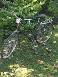 Women's Raleigh bicycle