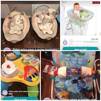 Discounted pick up NOW! Baby items  Brookhaven, 11776