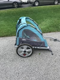 In Step bike trailer.  Fits up to three kids Coatesville, 19320