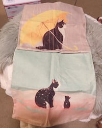 Cute cat pillow covers!