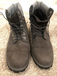 Timberlands Nubuck Olive boots mens 10.5 3 km