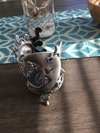 Sun and Moon Wine holder