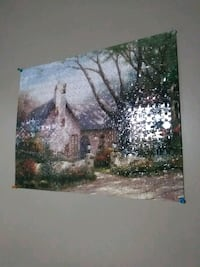 Thomas skincare puzzle ready for framing New Windsor, 21776