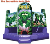 Bounce house and inflatables rental Baltimore