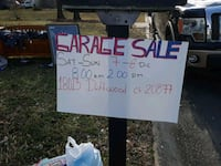 garage sale today and tommorow everything prices negociable Gaithersburg, 20877