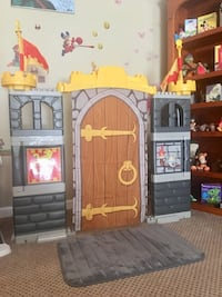 Kids play castle- price firm  Fredericksburg, 22407