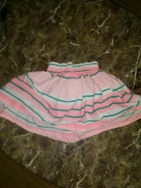 pink and white stripe textile Crestview, 32539