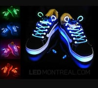 LED Shoelaces Brantford, N3T 1Z8