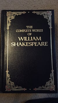 The Complete Works of William Shakespeare Davidsonville, 21035