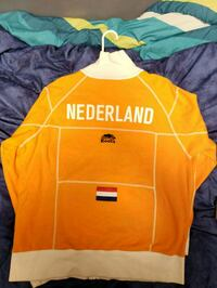 Roots Netherlands Tracksuit Top Ajax, L1T 2Y8