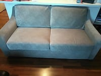 Brown/grey 2-seat sofa+chair Seattle, 98106