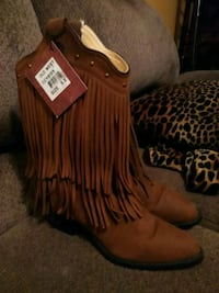 Old West 5.5 Womens Cowgirl boots Oklahoma City, 73112