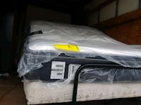 Let up numbers bed included brand New mattress  Birmingham, 35209