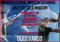 Window cleaning Clearfield