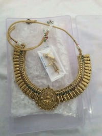 Brand new Indiian necklace
