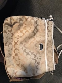 White coach crossbody  Toronto, M2N