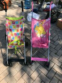 2 umbrella strollers Lake Wales