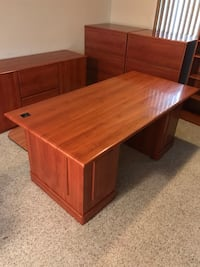 Executive Office Furniture - Home Office Set Up Maple Ridge, V2X 0N6