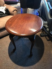 two antique solid wood end tables Whitinsville, MA 01588, USA