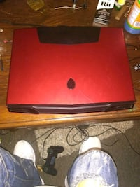 Red Alienware M17X Gaming Laptop North Little Rock, 72117