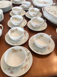 Haviland Limoges Antique China Burke, 22015