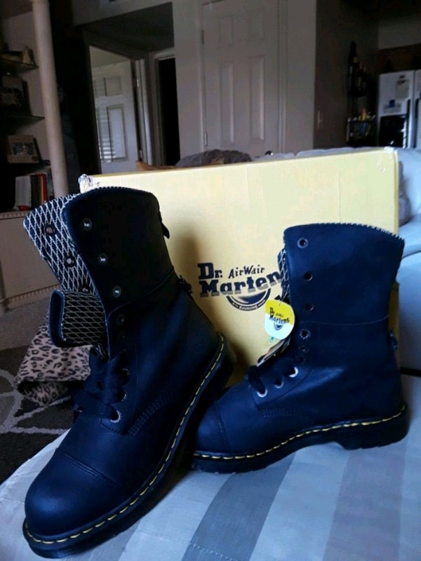 Dr. Martens AirWair Steel Toed Boots