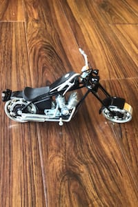 Motor Bike collectable  - Hand Made with engine parts -Great Gift!