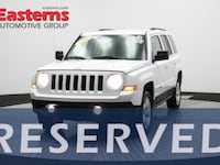 2015 Jeep Patriot Latitude Hyattsville, 20784