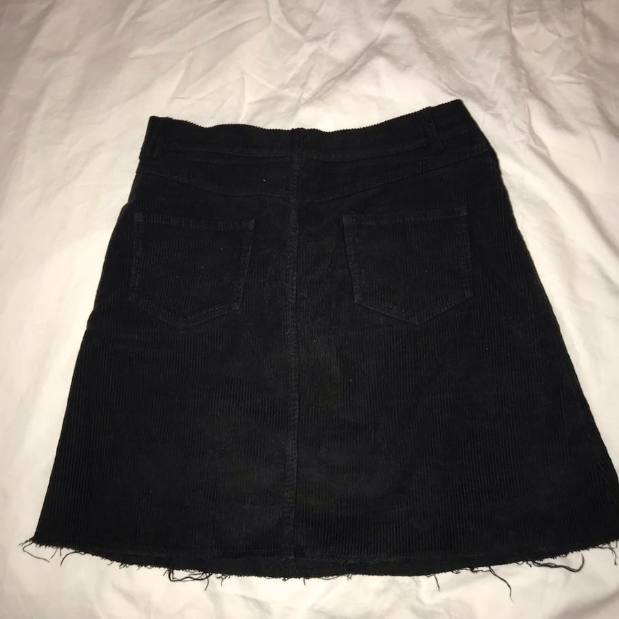 Brandy Melville top and corduroy skirt f30ef500-a630-4517-8a90-ba6c8c37255c
