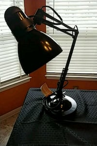 black and gray table lamp Nashville, 37013