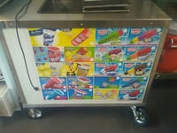Freezer with cold plate asking 1900 or best offer Albuquerque, 87110