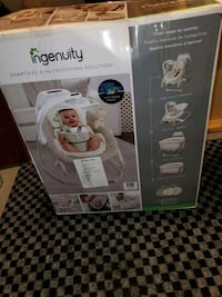Ingenuity 4 in 1 - soother rocker and bassinet Toronto, M1G 1A3