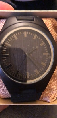 Wooden watch (special inscription for son) Herndon, 20170