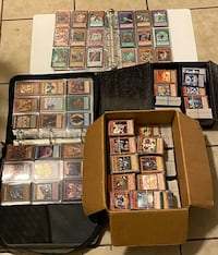 Massive Yu gi oh collection