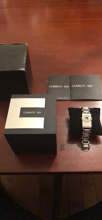 Cerruti 1881 Ladies Watch Germantown, 20874