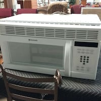 white Frigidaire microwave oven Springdale, 72764