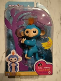 Fingerlings Blue Brand New Sealed  Markham, L6B