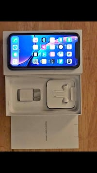 iPhone XR Blue 128 GB  flawless condition  28 km
