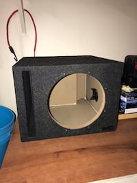 """Ported Subwoofer Box for 10"""" Salinas"""